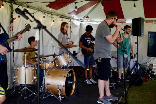 strawberry festival Lessons With Austin 2017